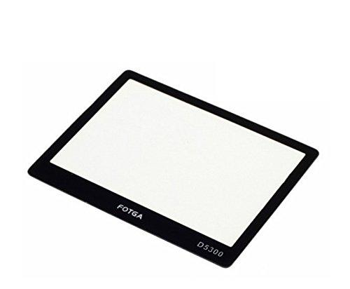 0,5mm FOTGA screen protector glas screen protector voor LCD Display Nikon D5300