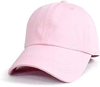 帽子 キャップ 6パネル 無地 ロングベルト コットン ウォッシュ ウォッシャブル 別注 オリジナル 刺繍 対応可 3サイズ キッズ フリー ビッグ CK03
