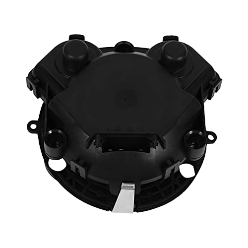 shiqi ACTUADOR Exterior Espejo ACTUALIZADA A Motor DE LA USAD Ajuste para KIA Optima Forte 2011-2012-2013 87612-1m000 (Color : Black)