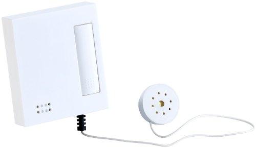 CASAcontrol Zubehör zu Funk Haus Alarmanlage: Funk-Geräuschsensor für Alarmanlage XMD-30e und XMD-30f (Anlagen zur Haus Überwachung)