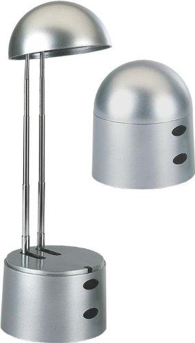Dakota - Lampada da Tavolo allungabile, a Batteria, Grigio, 26 cm 2540301DK