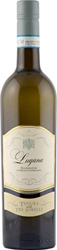 Lugana DOC Tenuta delle Tre Sorelle Lombardei Weißwein trocken