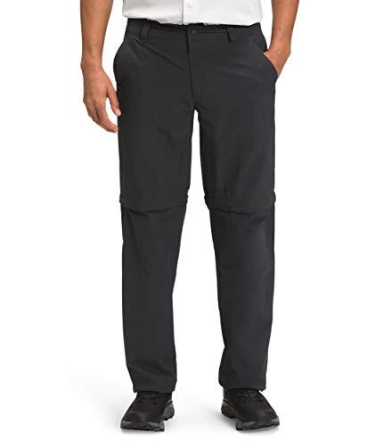 The North Face Men's Paramount Convertible Pant, Asphalt Grey, 34 Long
