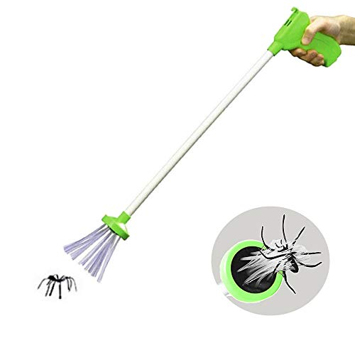 ZoneYan Spinnenfänger Spider-Catcher Insektenfänger - Spinnen Fänger Greifarm