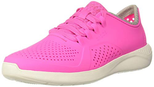Crocs Women's LiteRide Pacer Sneaker | Comfortable Sneakers for Women, Zapatillas Deportivas....