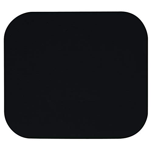 Fellowes CRC 58024 - Alfombrilla estándar para ratón, color negro
