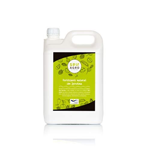 NEOALGAE MICRO SEAWEED PRODUCTS Fertilizante Plantas ecológico liquido para huerto, Plantas y citricos | Bioestimulante a Base de microalgas (5 litros)