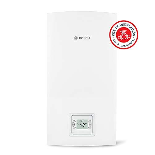 Bosch Compact In 20L LP + Kit de mangueras Calentador de agua Blanco