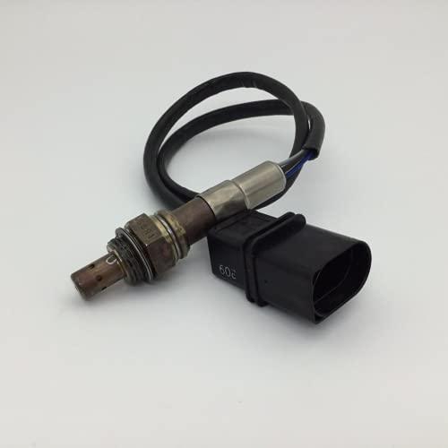 Aliyeyee 5 Cables Aire Combustible relación oxígeno Lambda O2 Sensor para Audi 04-13 para Asiento para VW Golf Mk5 1.6L No # 06A906262BR 06A 906 262BR LZA07-V1