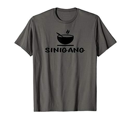 Sinigang Filipino Soup Philippines Pinoy Funny Food T-Shirt