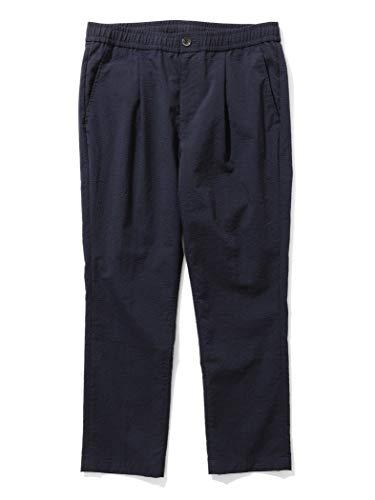[ビームス] パンツ COOLMAX(R) シアサッカー パンツ メンズ ネイビー S