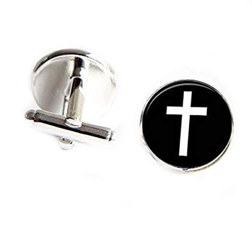 Sun Cloud Religious Logo Jewelry Cufflinks Church Cufflinks Jewelry