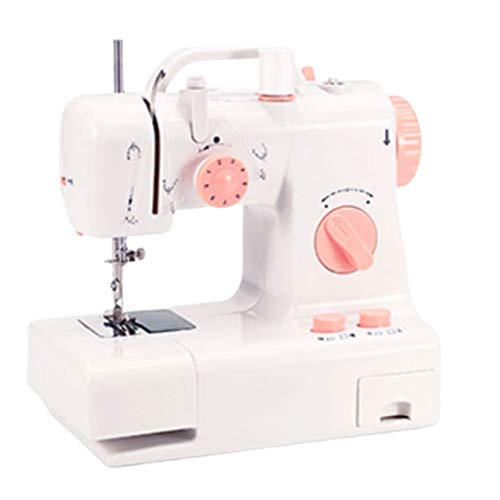 Check Out This Portable Sewing Machine Home Electric Handheld Sewing Machine Dual Speed Adjustment w...