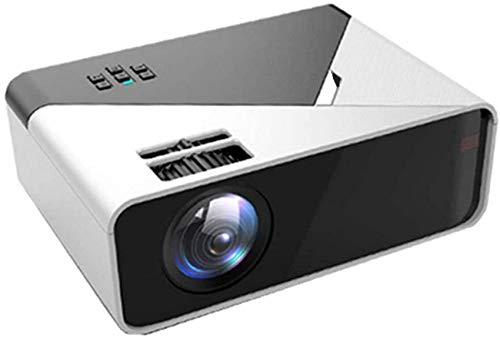 SAFGH Proyectores en Blanco y Negro - Compatible con una Variedad de Dispositivos - selección de múltiples Versiones - Compatible con HD - Adecuado para Fiestas Familiares-Cine en casa móvil 11-18