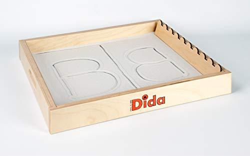 Dida - Pizarra de Arena Pequeña Montessori
