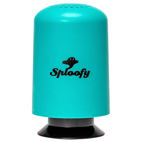 Sploofy V3 - Personal Smoke Air filter - With Replaceable Cartridge - Aqua