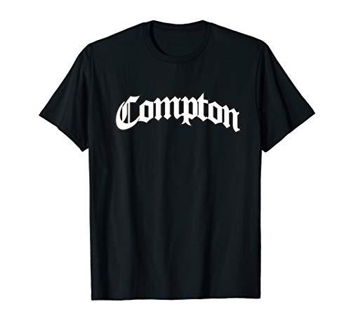 Compton West Coast Gangsta Rap T-Shirt