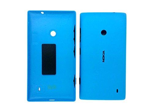Copribatteria per Nokia Lumia 520 - Color Ciano