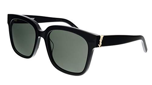 Yves Saint Laurent Sonnenbrillen (SL-M-40 003) glänzend schwarz - grau
