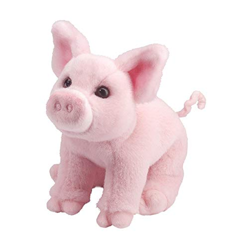 Douglas Betina Pink Pig Plush Stuffed Animal