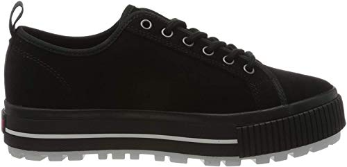 Tommy Hilfiger Damen Paige 4b Sneaker, Schwarz (Black Bds), 40 EU