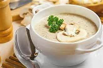 Gluten Free Cream of Mushroom Soup Mix