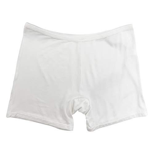 Healifty Pantalones Cortos Anti-vaciados de Seguridad Pantalones de Ropa Interior de algodón de Elasticidad Transpirable cómodos para Mujeres niñas