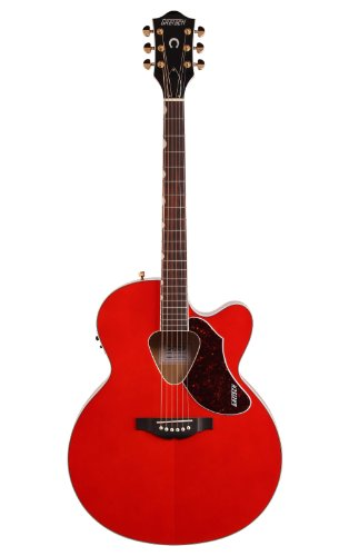 Gretsch G5022CE Rancher Jumbo Cutaway Acoustic-Electric Guitar - Savannah Sunset