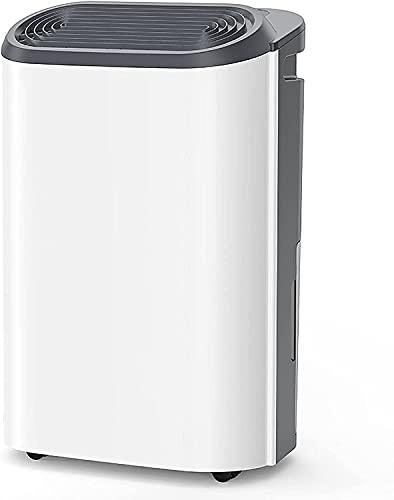 JZTOL Deumidificatore Deumidificazione 2.3L capacità del Serbatoio dell'Acqua Rimuovere Silenziosamente L'umidità Dell'umidità E di Controllo per Gli Spazi Medi E Gli Scantinati