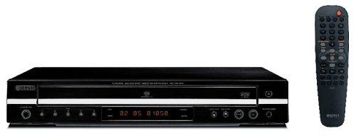 Yamaha DVC6760 DVD Changer, Black
