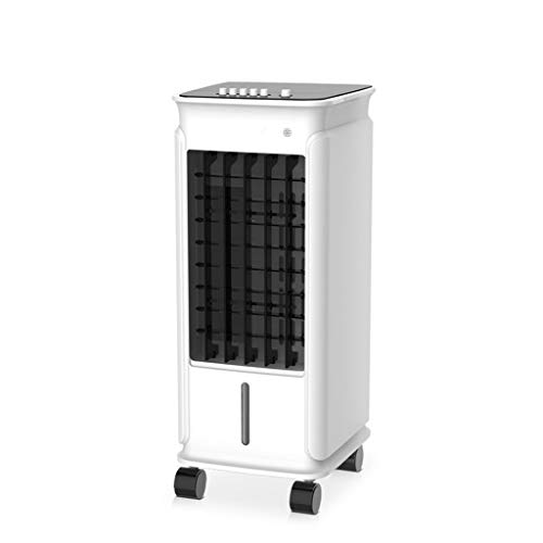 Ventilateur de Ventilation, Ventilateur mécanique, Grand Volume d'air, Vitesse du Vent à Trois Vitesses, Grand réservoir d'eau 5L, réfrigération aux Cristaux de Glace 28 * 25 * 62cm
