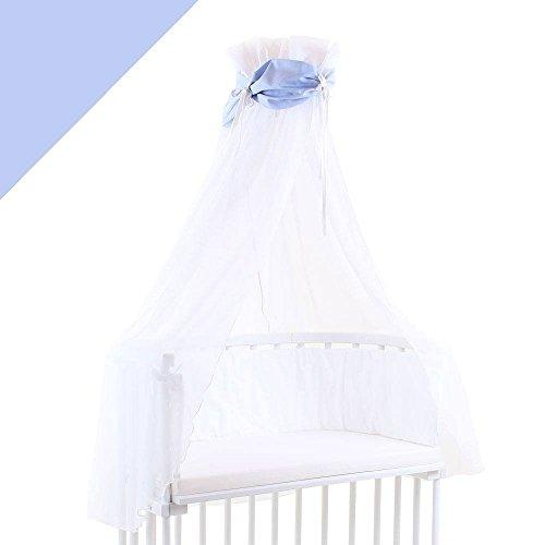 BabyBay Ciel de Lit pour Lit Berceau cododo BabyBay, bleu clair