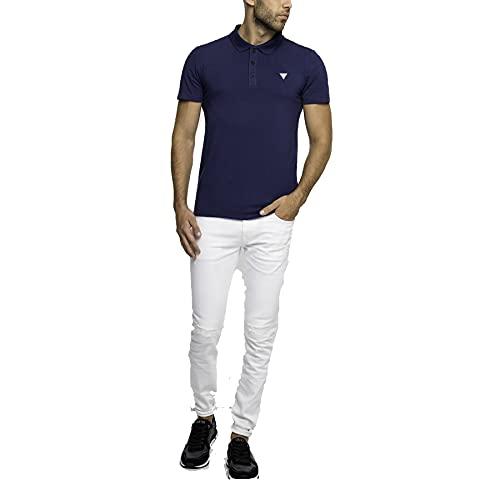 Guess Skinny Jeans Modelo 5 Bolsillos Blanco TG 28 (42)