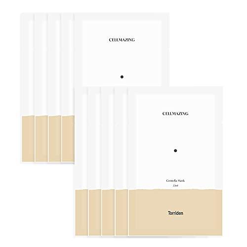 Cellmazing Centella Mask, 10 Sheets