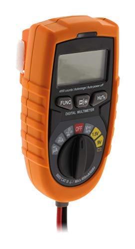 Lifedom 161078multímetro, Orange