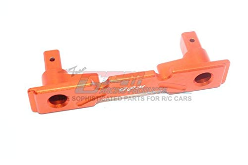 GPM Traxxas E-Revo 2.0 VXL Brushless (86086-4) Upgrade Parts Aluminum Rear Body Post Mount - 1Pc Set Orange -  GPMER2201R-OR
