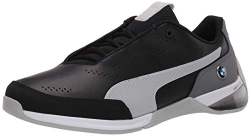 PUMA Zapatillas BMW MMS Kart Cat X, negro (Puma Black-gray Violet), 42...