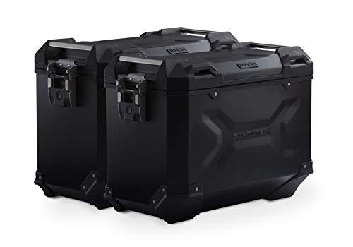 SW-MOTECH - Sistema de maletas TRAX ADV Negro. 45/45 L. Kawasaki Versys 650 (15-).