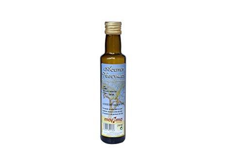 Bionsan MARMA Aceite de Cacahuete - 2 Botellas de 250 ml - Total: 500 ml