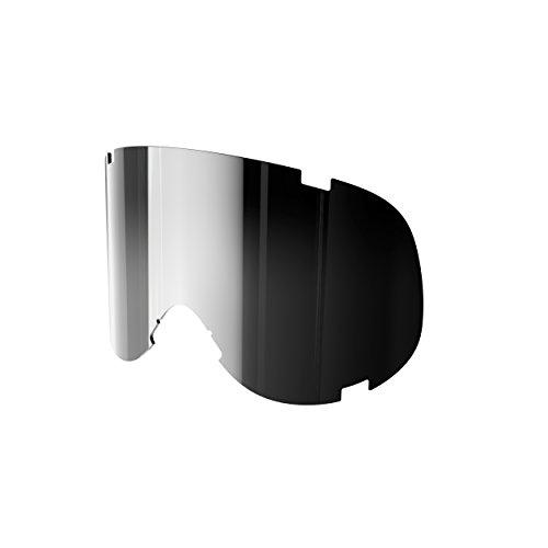 POC Cornea Spare Lens Unisex Skibrille, Silver Mirror, One size
