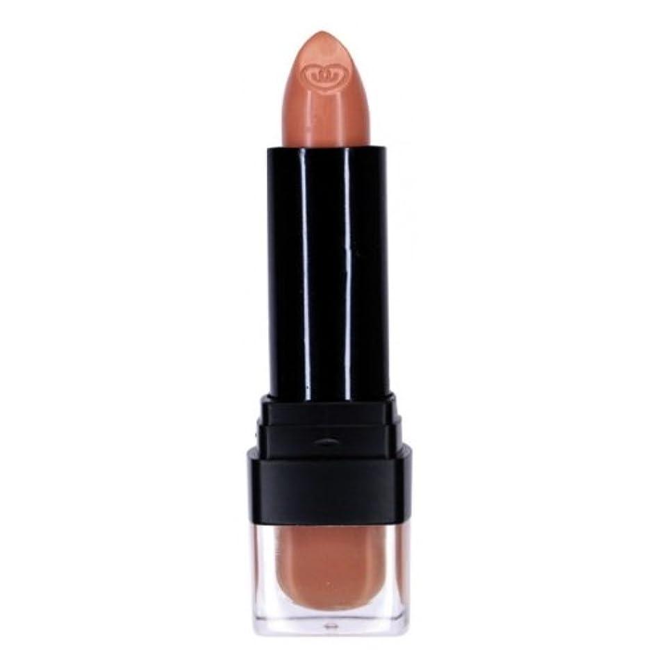 ネズミ摂氏度しばしば(6 Pack) CITY COLOR City Chick Lipstick - Bare With Me (並行輸入品)