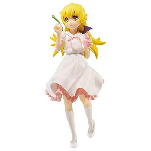YTO The Story Series genuine figure, Oshino Shinobu, Oshino Shinobu character decoration