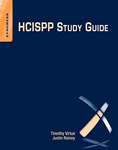 HCISPP Study Guide