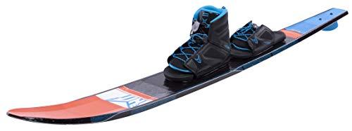 HO Freeride Slalom Ski w/FreeMax/Adjustable Rear Toe Bindings