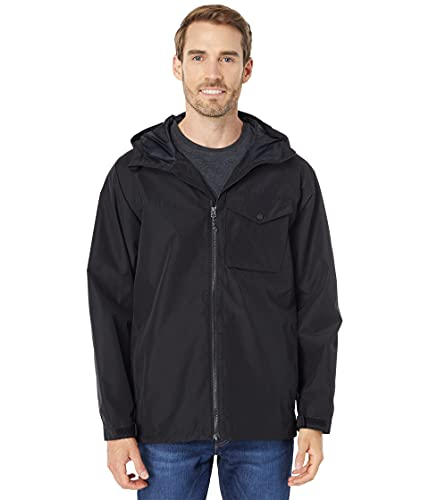 Burton Mens Portal Jacket, True Black, X-Small
