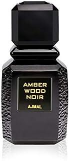 Ajmal Amber Wood Noir for Unisex 3.4 oz EDP Spray