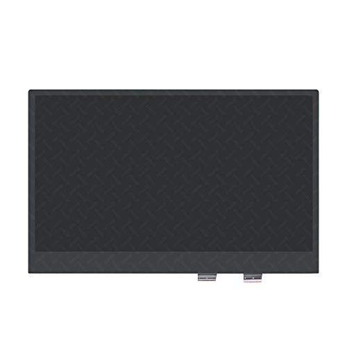 FTDLCD® - Pantalla LCD táctil de repuesto para Asus Vivobook Flip 14 TP412U TP412UA de 14 pulgadas Assmembly B140HAN04.1