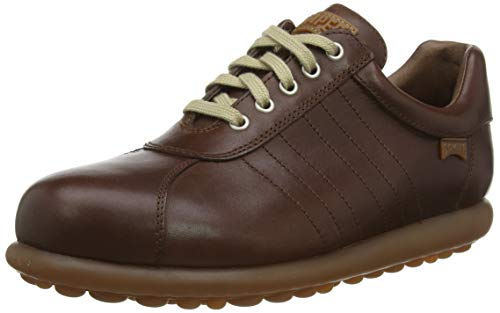 Camper Herren Pelotas Ariel Sneakers, Braun (Medium Brown 194), 44 EU