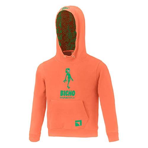Trango Bichon Sweat-Shirt Garçon, Orange, FR : 4 (Taille Fabricant : 4)