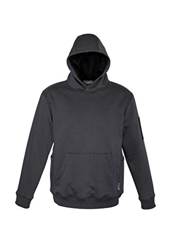 Smart Classic Work Hoodie (L, Charcoal)
